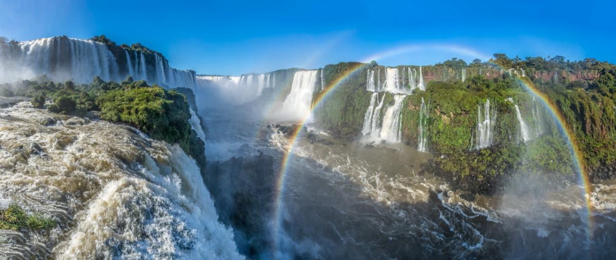 Water God - Iguaçu